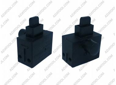 Кнопка УШМ DWT 125 LW с фиксацией