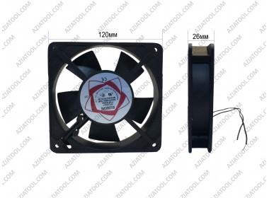 Вентилятор на сварочный (металлический, узкий)