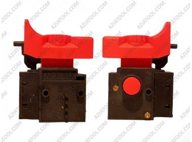 Кнопка на сетевой шуруповерт с регулировкой