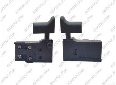 Кнопка на лобзик c боковым фиксатором