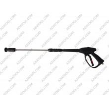 Пистолет на мойку на резьбе металлический