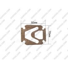 Прокладка на компрессор 1 вид